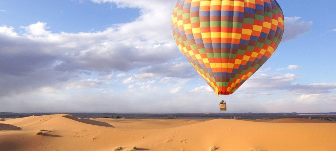 Полёт на воздушном шаре в Дубае цены, отзывы