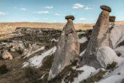 Три Красавицы Каппадокия Турция