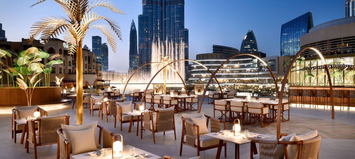 Ужин в Дубае сколько стоит, идеи, отзывы