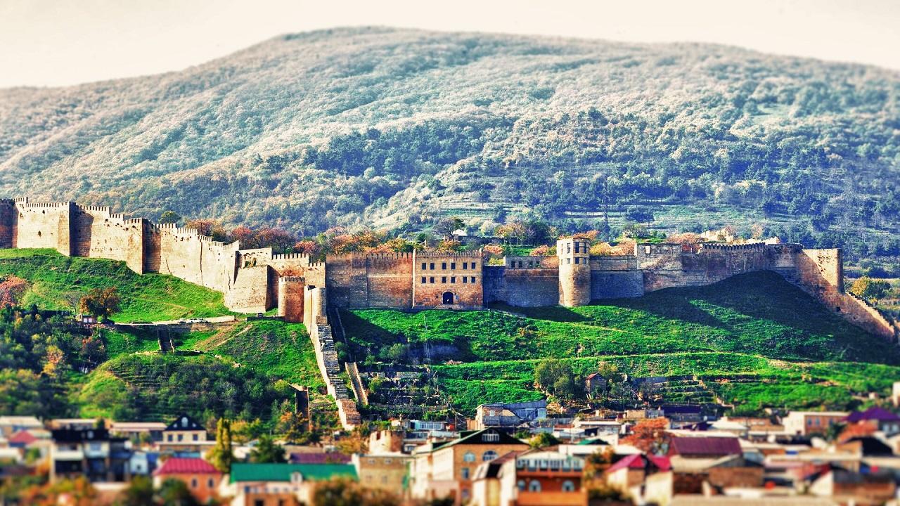 Что вы увидите во время экскурсии из Махачкалы в Дербент - Старый город