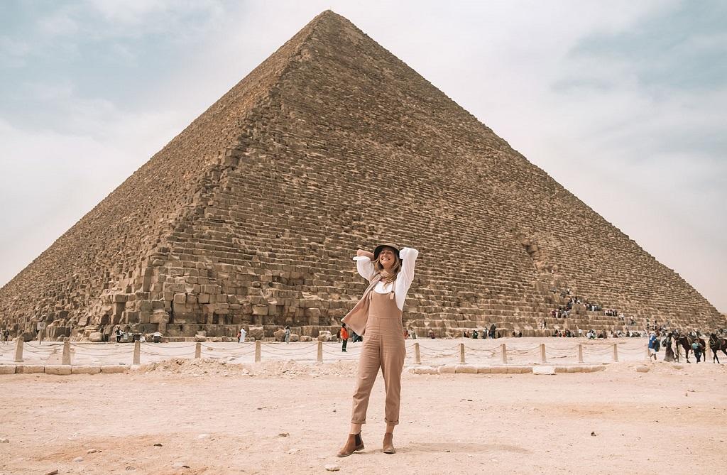 Что взять на экскурсию в Каир