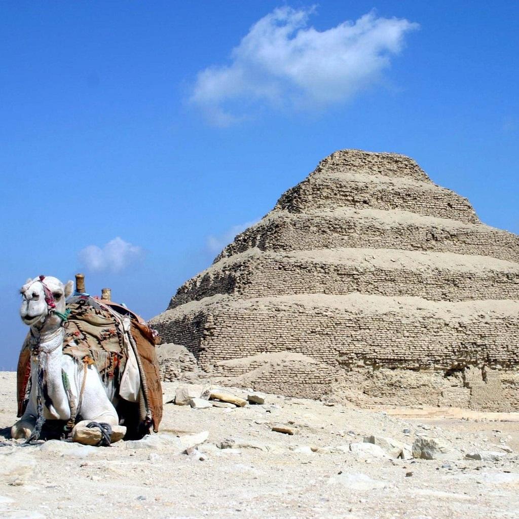 Экскурсии из Хургады на пирамиды - Пирамиды Саккары