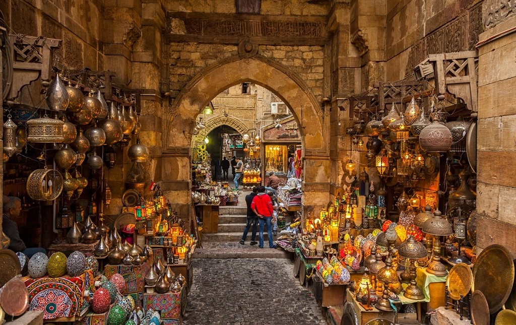 Экскурсии из Шарм-эль-Шейха в Каир - Базар Хан-аль-Халили