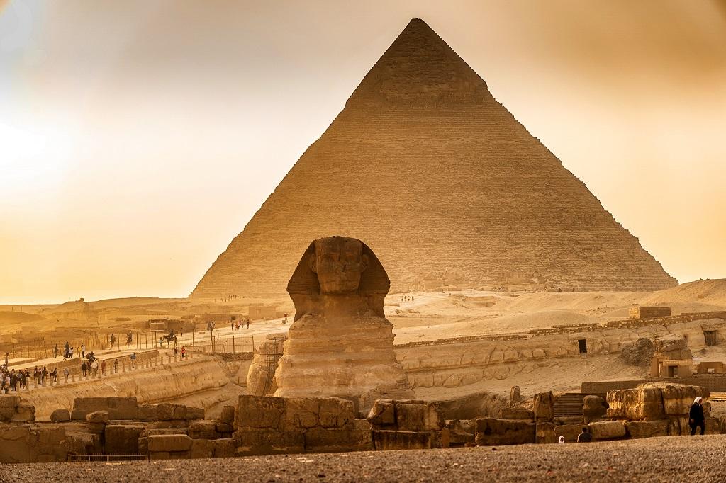 Экскурсии из Шарм-эль-Шейха в Каир - Большой Сфинкс