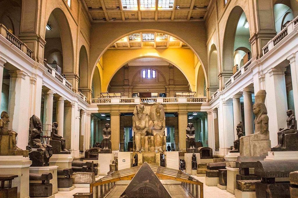 Экскурсии из Шарм-эль-Шейха в Каир - Египетский музей Каира