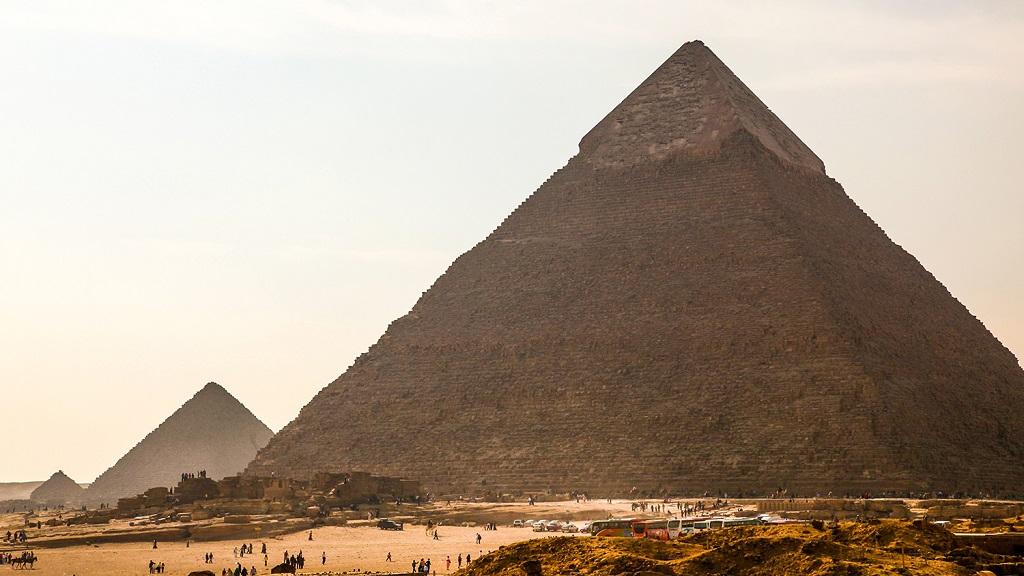 Экскурсии на пирамиды из Шарм-эль-Шейха - Хефрена (Хафры)