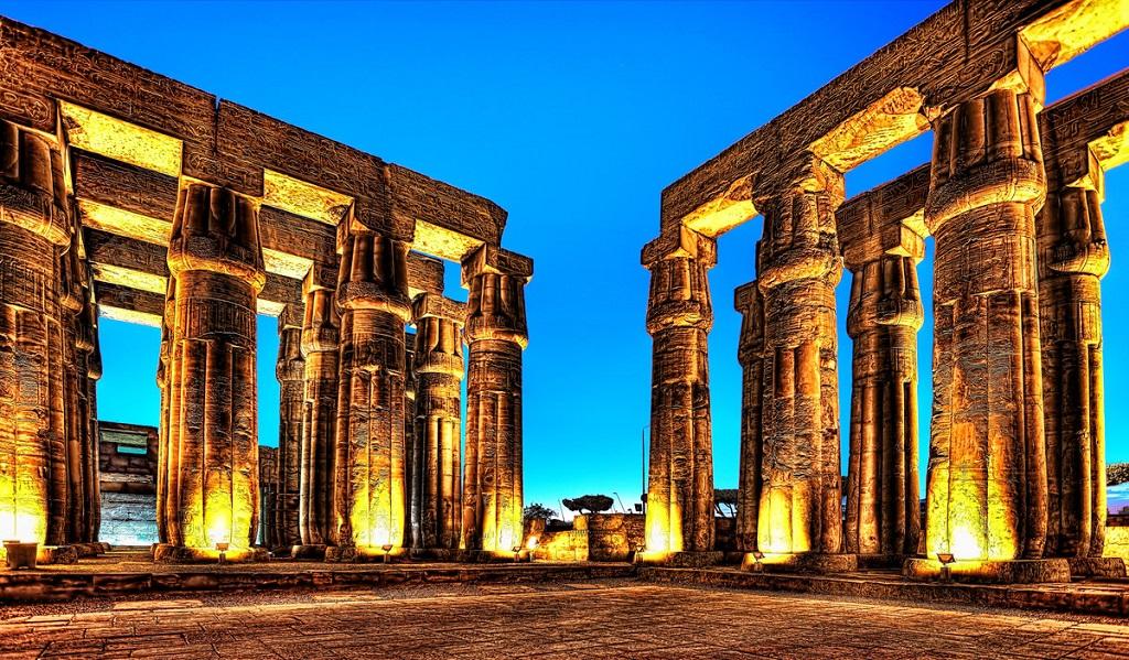 Экскурсии на пирамиды из Шарм-эль-Шейха - Луксор