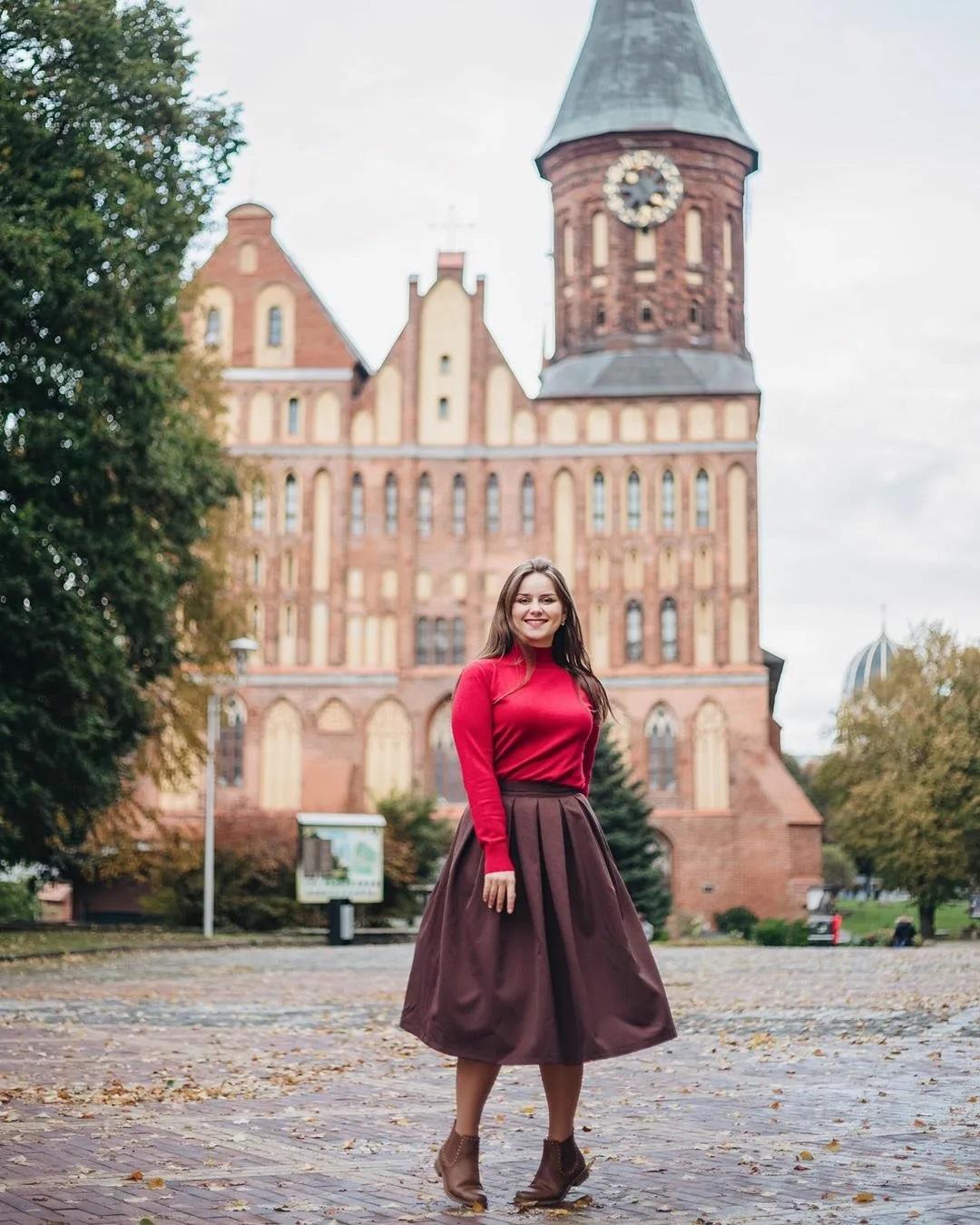 Лучшие места для фотосессий в Калининграде - кафедральный собор