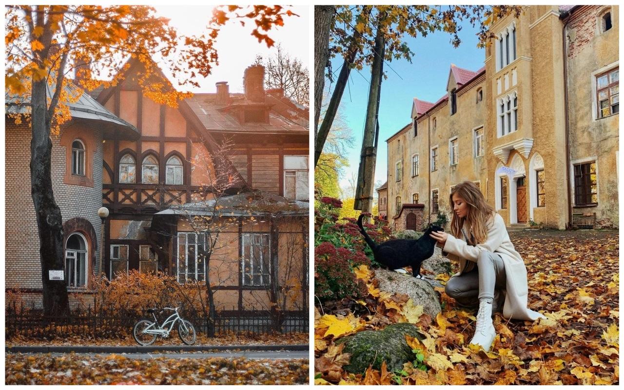 Лучшие места для фотосессий в Калининграде - район амалиенау