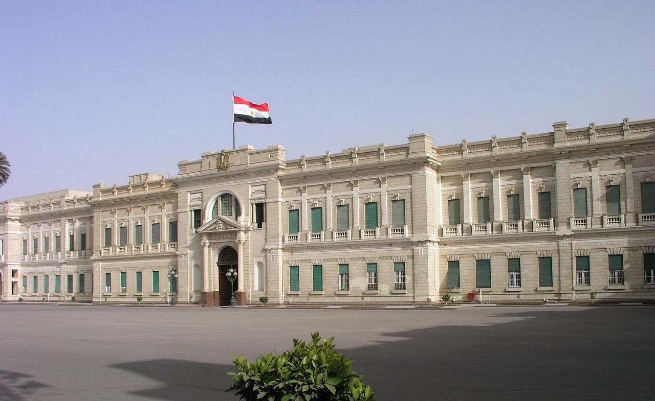 достопримечательности каира - Королевский дворец Абдин