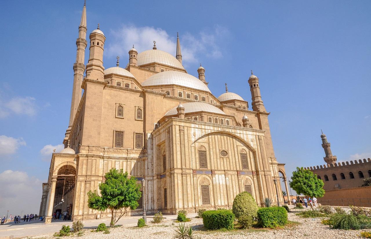 достопримечательности каира - Мечеть Муххамеда Али