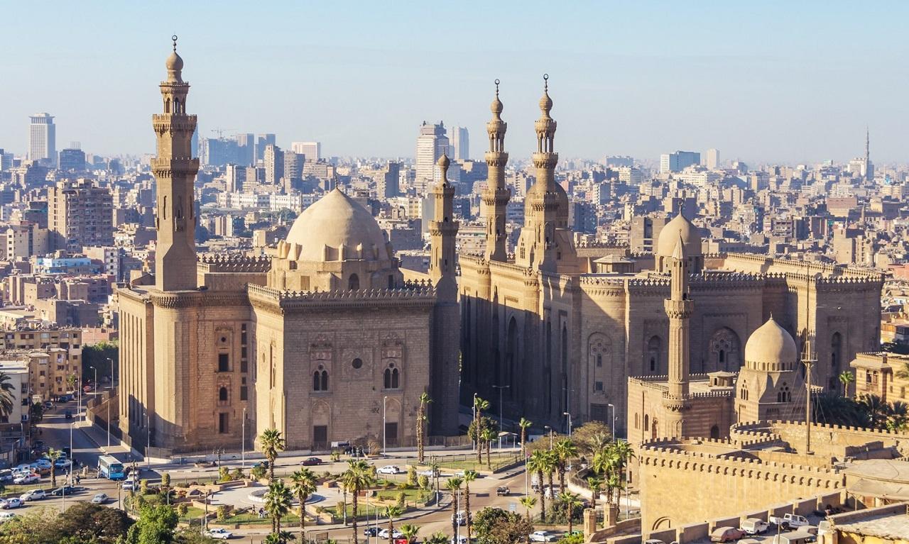 достопримечательности каира - Мечеть султана Хасана