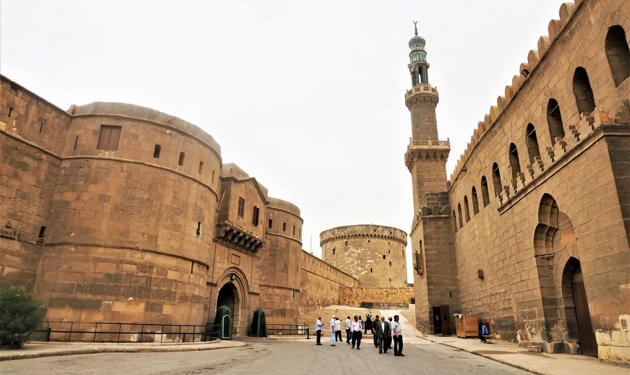 достопримечательности каира - Цитадель Саладина или Каирская цитадель