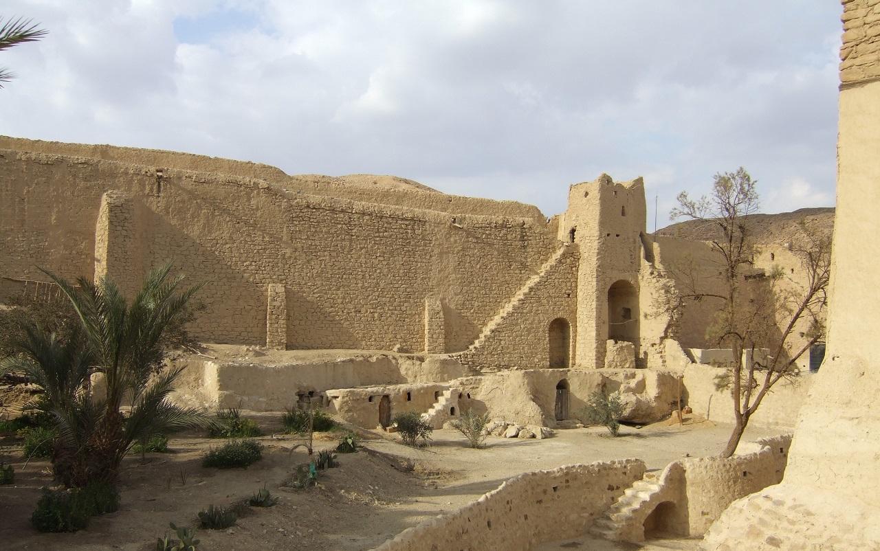 достопримечательности рядом с каиром - Монастырь святого Павла