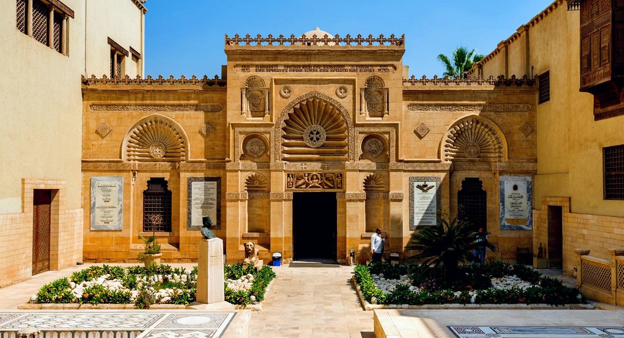 достопримечательности старого каира - Коптский музей