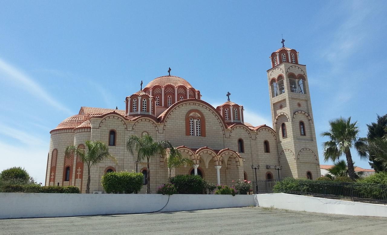 достопримечательности старого каира - Церковь Св.Варвары