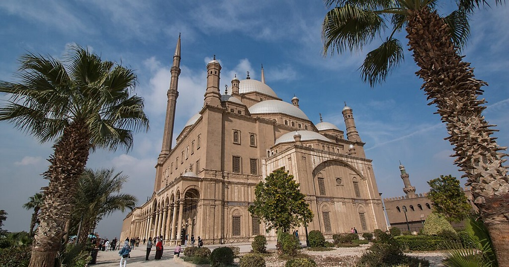 экскурсии в каир из хургады - Алебастровая мечеть