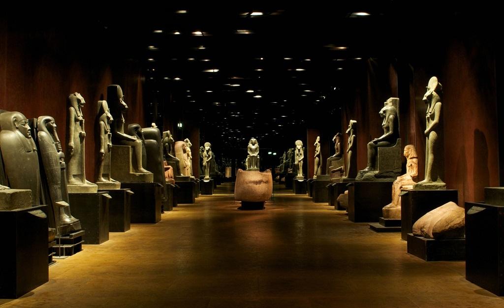 экскурсии в каир из хургады - Каирский музей египетских древностей