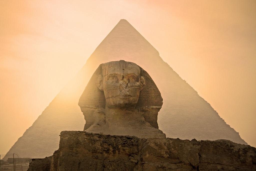 экскурсии в каир из хургады - Пирамиды Гизы и Великий Сфинкс