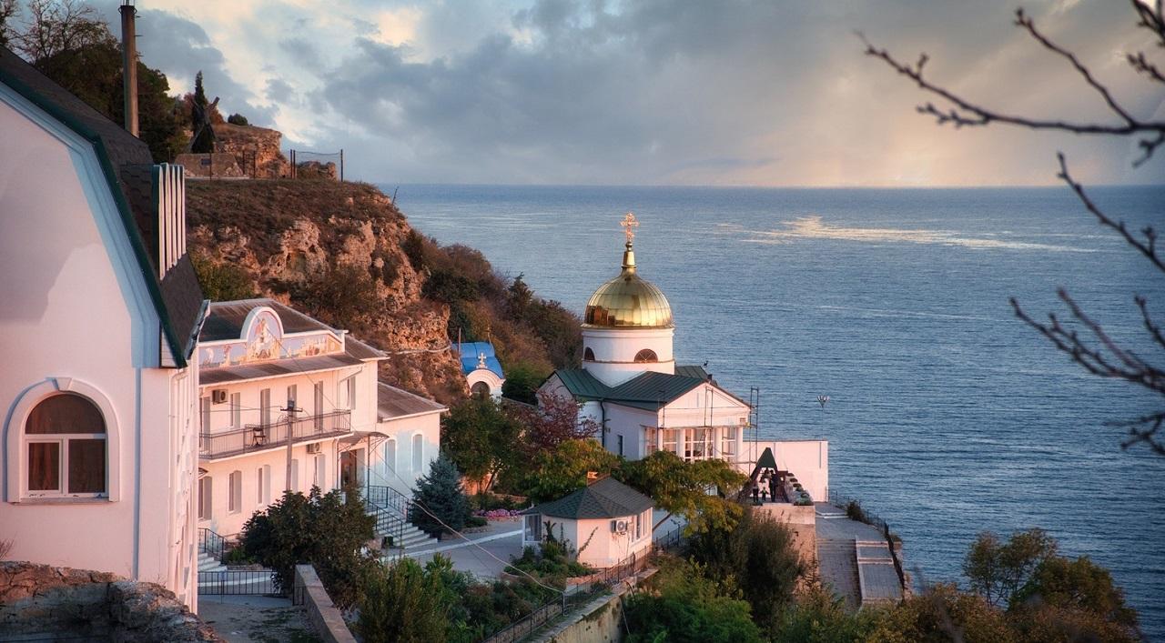 Экскурсия на мыс Фиолент - Свято-Георгиевский монастырь