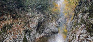 Каньон Чёртовы ворота в Сочи как добраться, фото, отзывы