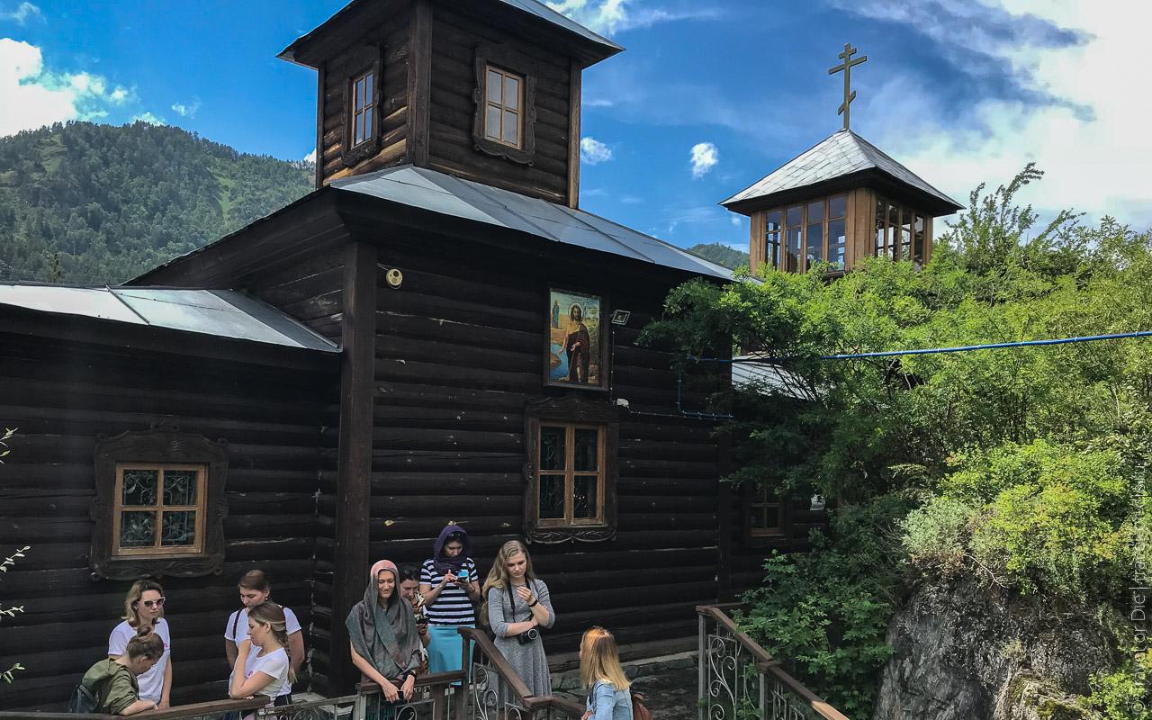 достопримечательности чемала - Церковь Иоанна Богослова-4132