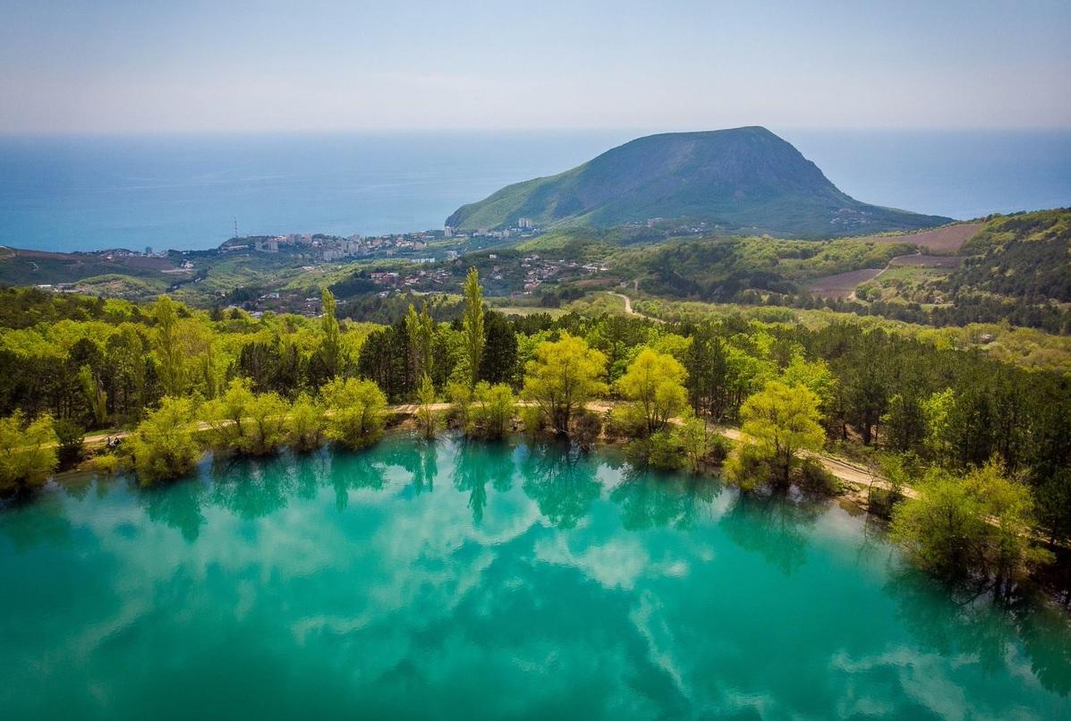 Что вы увидите на экскурсии на лавандовые поля - Бирюзовое озеро
