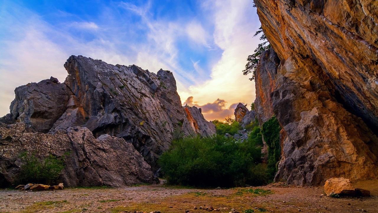 Что вы увидите на экскурсии на лавандовые поля - Никитская расщелина