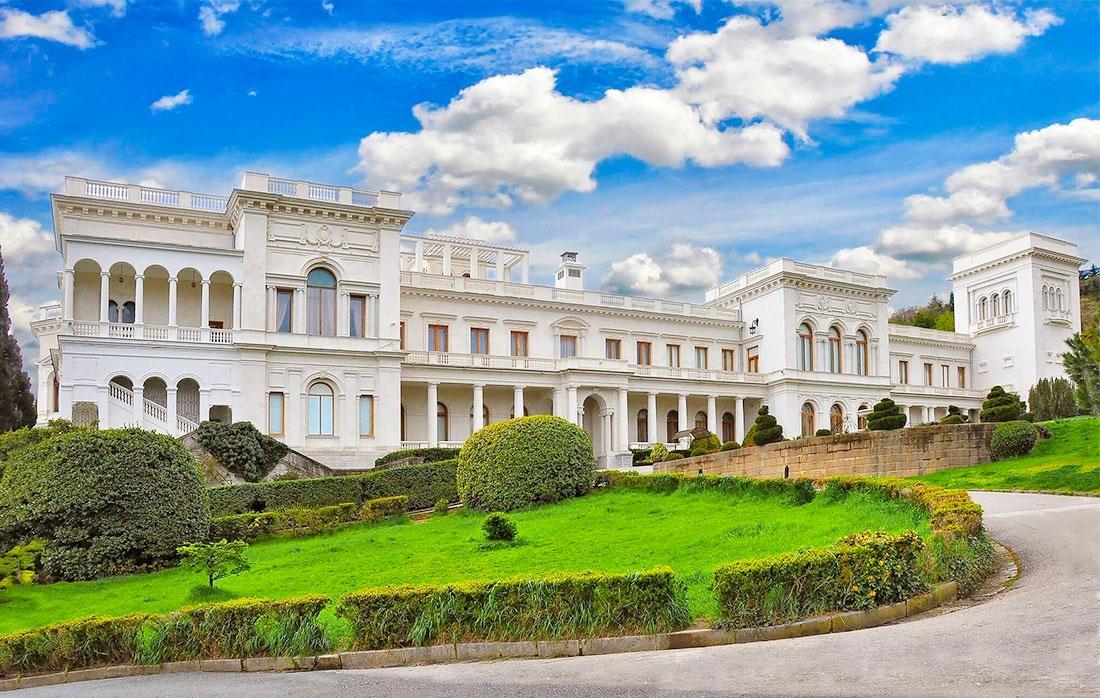 Что вы увидите на экскурсии в Ласточкино гнездо - Ливадийский дворец