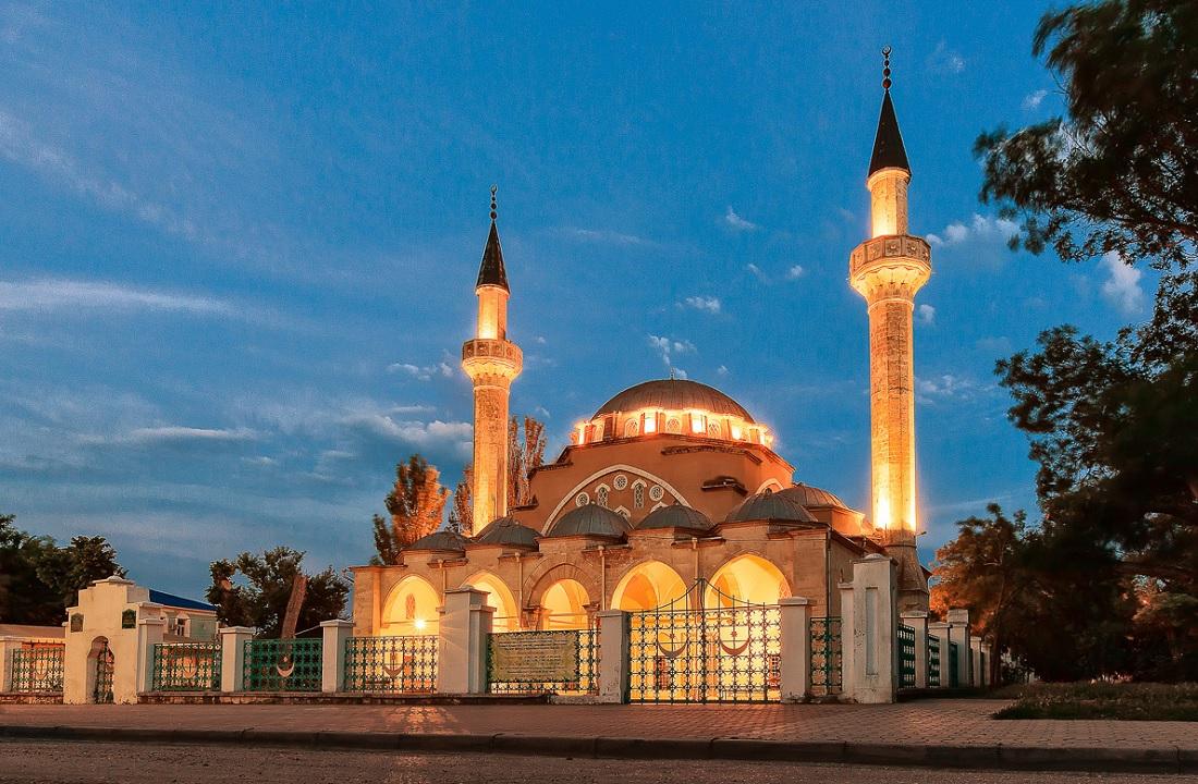 Что вы увидите на экскурсии в Малый Иерусалим - Мечеть Джума-Джами