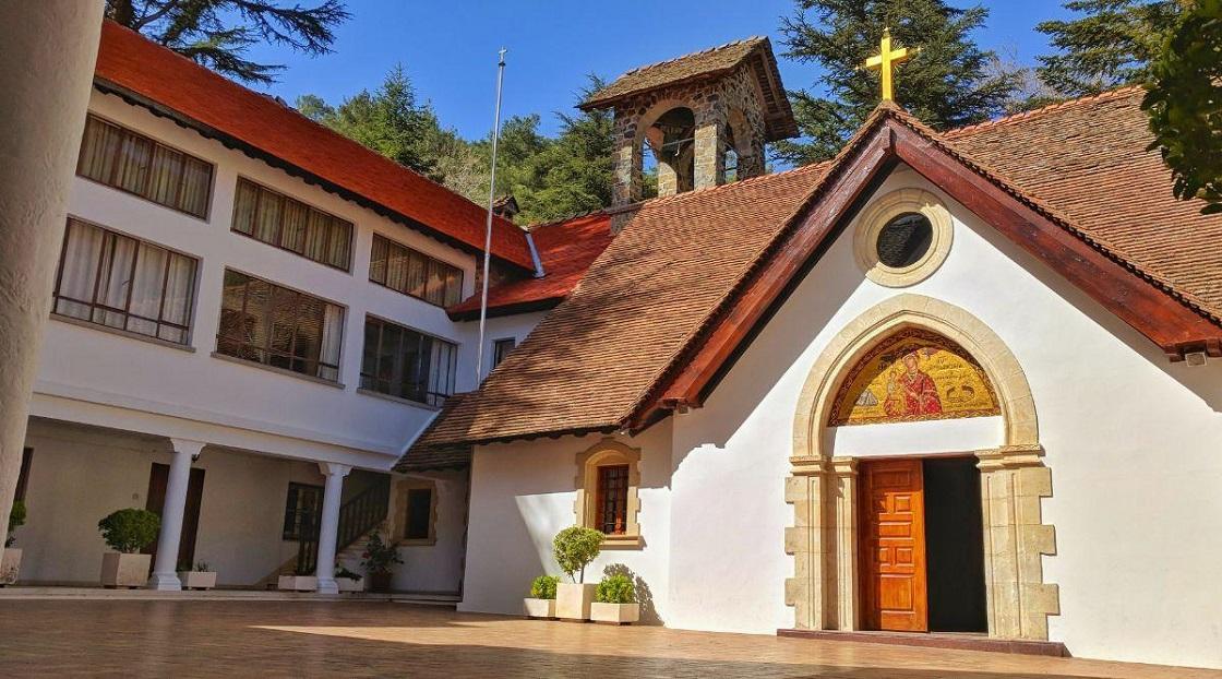 Что вы увидите на экскурсии в троодос - Горный монастырь Троодитисса