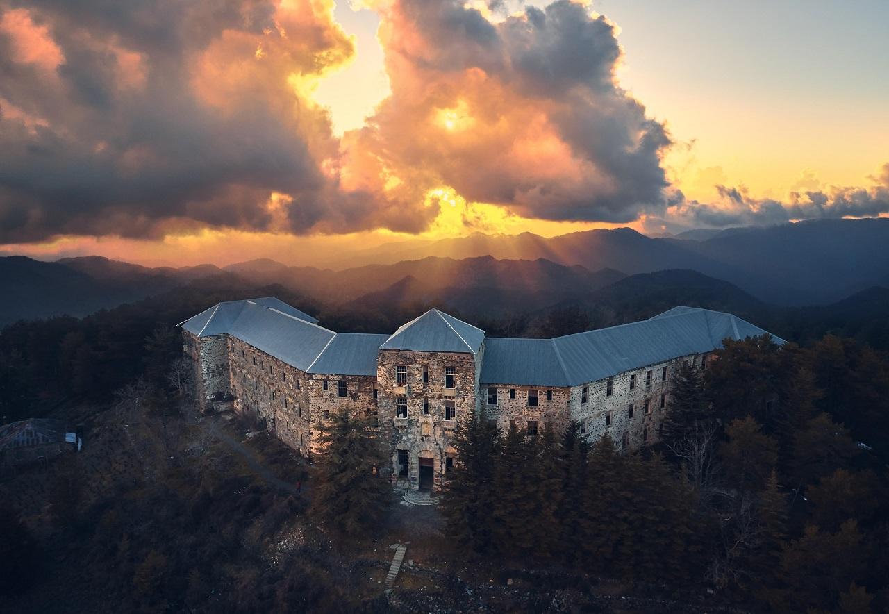 Что вы увидите на экскурсии в троодос - Отель Беренгария