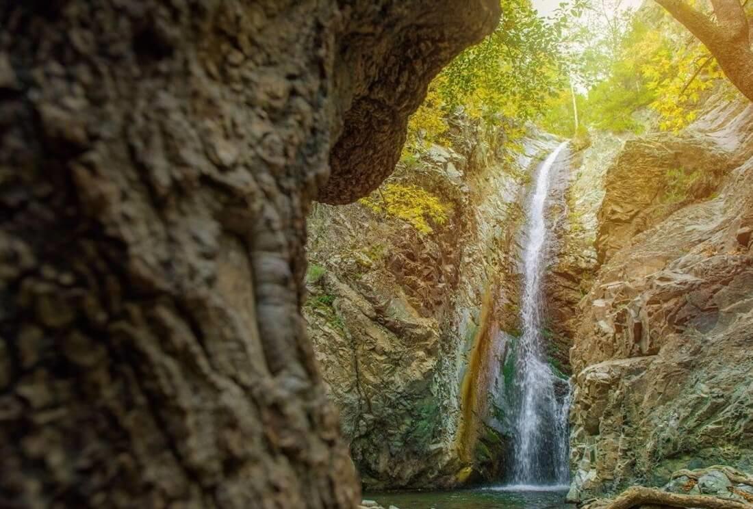 Что вы увидите на экскурсии в троодос - Троодосские водопады