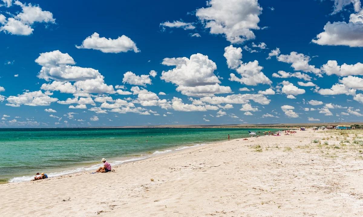 Что вы увидите во время экскурсии на мыс Тарханкут - Пляж Беляус (Крымские Мальдивы)