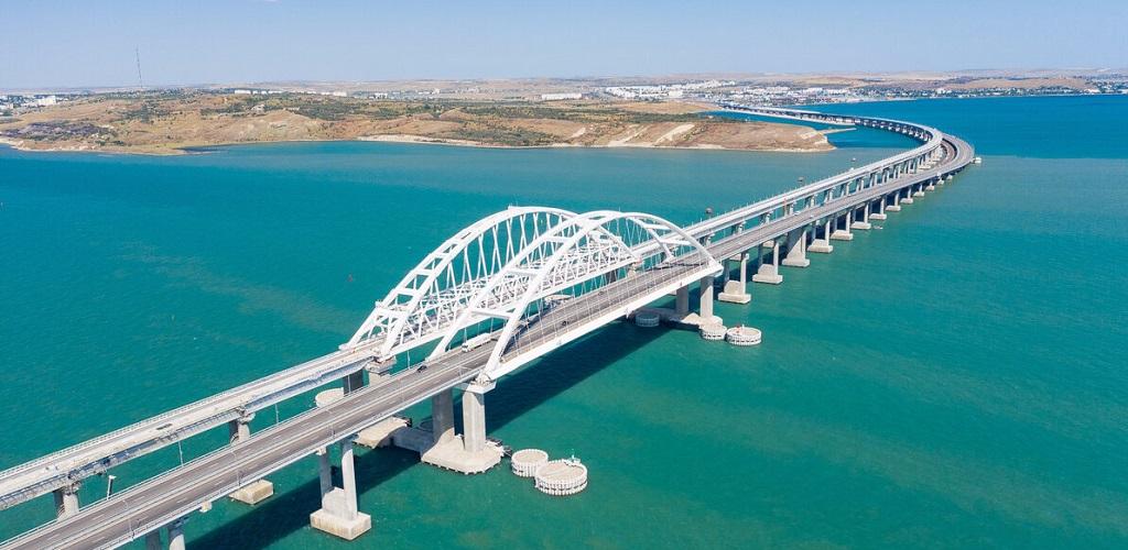 Экскурсии из Керчи по Крымскому мосту