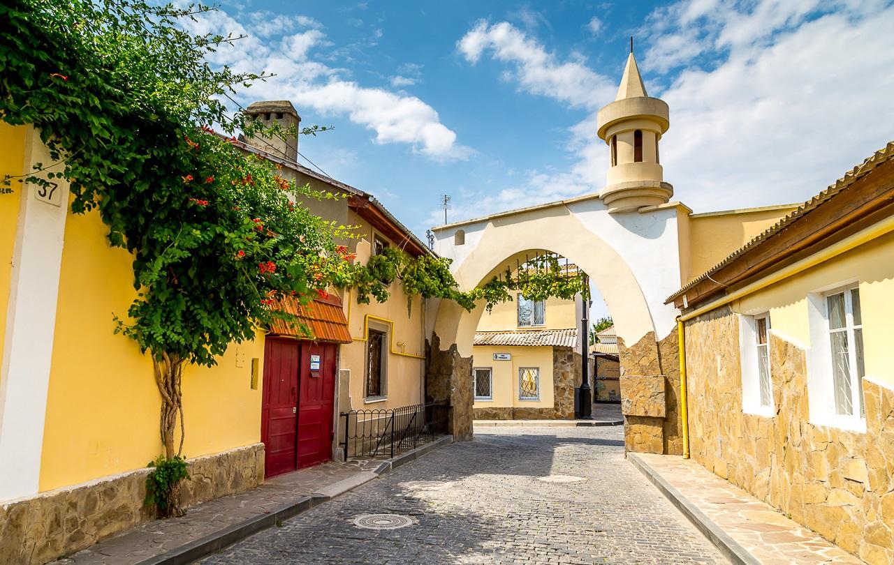Экскурсии в Малый Иерусалим, Евпатория