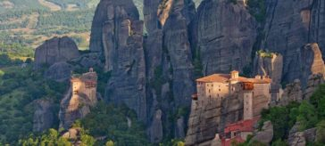 Экскурсии в Метеоры из Афин и Салоников