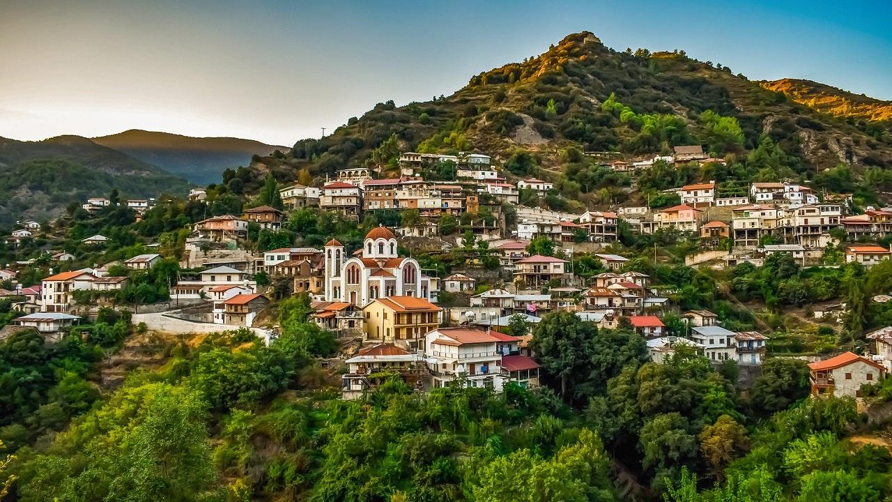 Экскурсии в Троодос Кипр