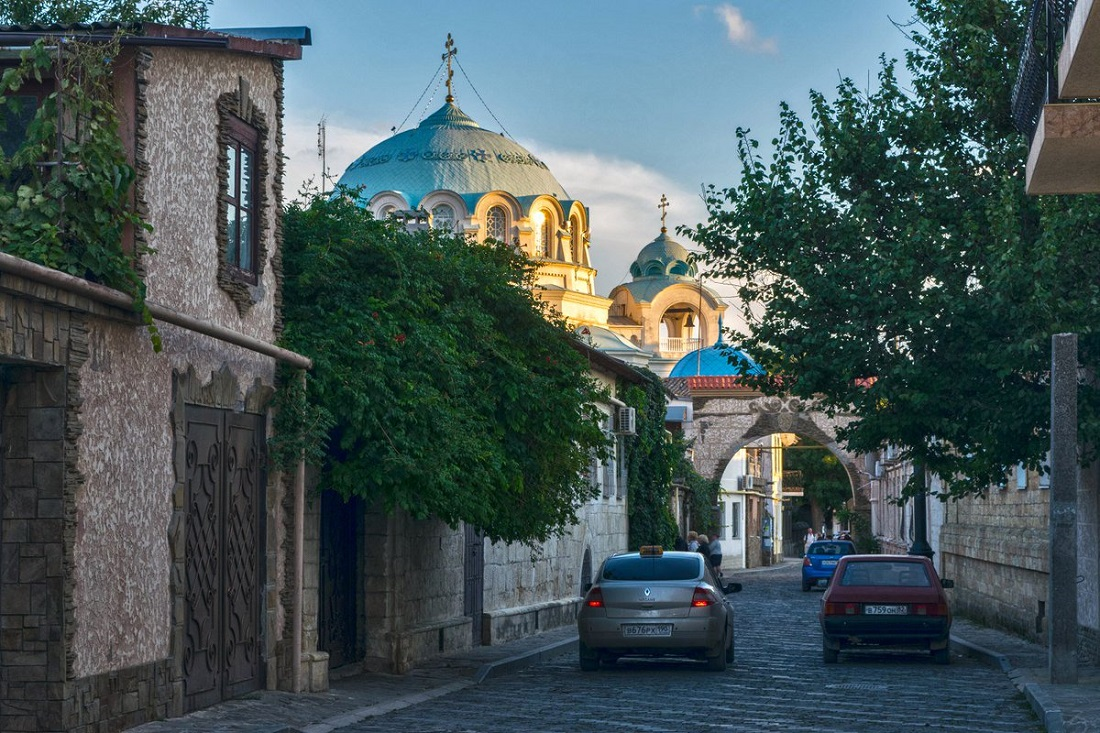 Групповые экскурсии в Малый Иерусалим Евпатории