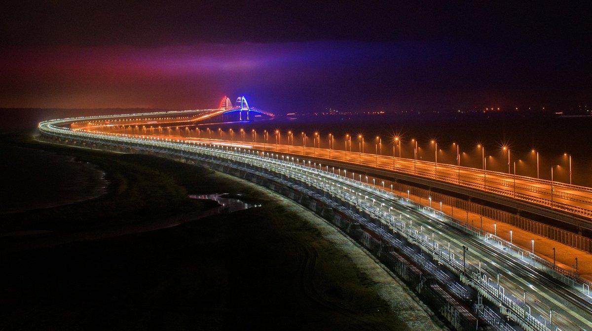 Индивидуальные экскурсии на Крымский мост и Керчь из Анапы