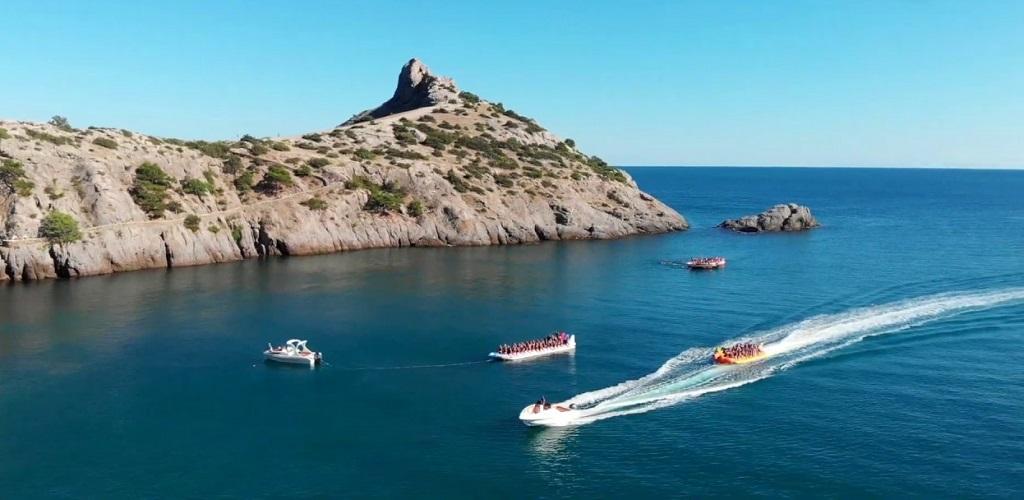 Морские экскурсии из Судака