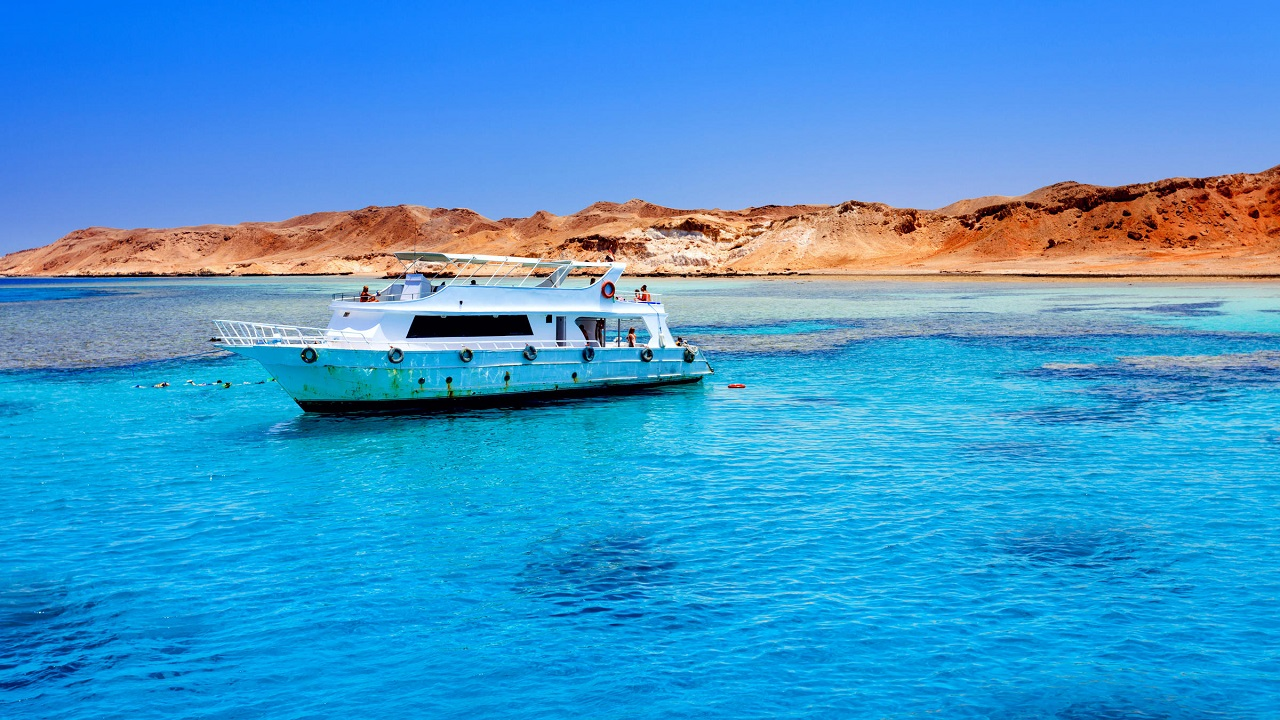 Экскурсии на яхте в Шарм-эль-Шейхе