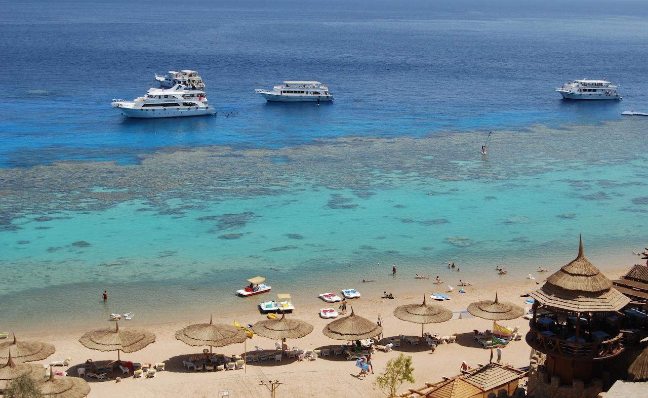 ТОП-5 мест для снорклинга в Шарме - Приотельные пляжи